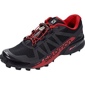 Salomon Speedcross Pro 2 Shoes Men Black/Barbados Cherry/Black